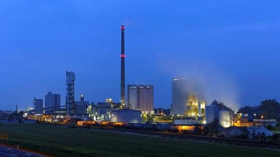 Chemie- und Industriepark Zeitz