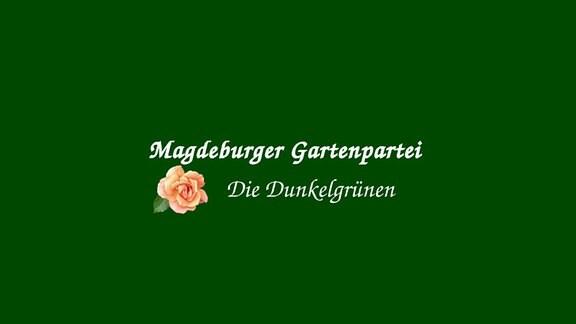 Logo Gartenpartei
