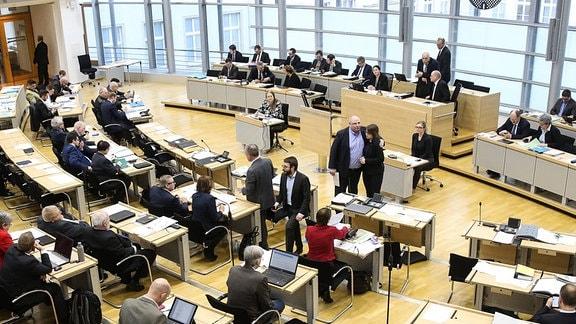 Abgeordnete im Landtag von Sachsen-Anhalt