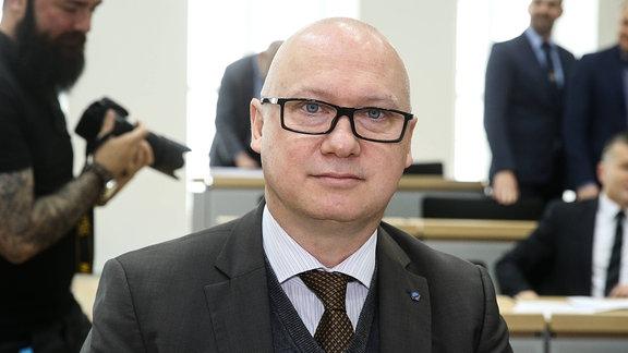 Fraktionsvorsitzender Oliver Kirchner