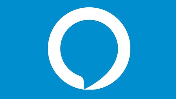 Das Logo von Alexa