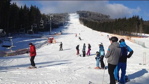 Skiwelt Harz
