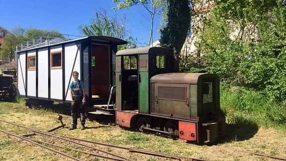 Historische Feldeisenbahn von Schlanstedt