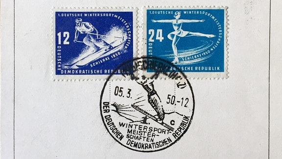 Wintersport Schierke vor 70 Jahren