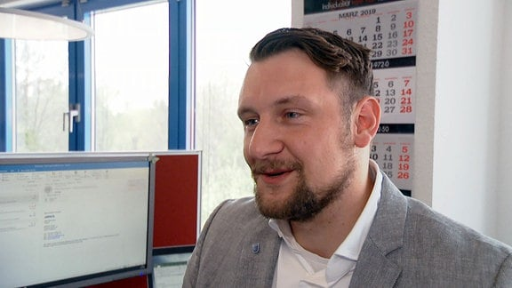 Fabian Pagenhardt, Mitarbeiter im Verkauf bei Tonfunk.