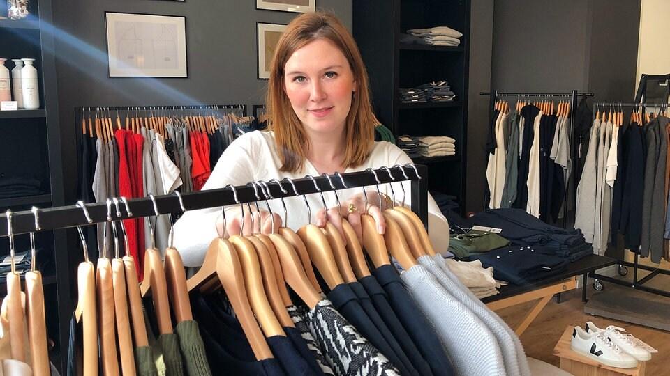 Betsy Peymann – die Frau, die Mode und Nachhaltigkeit zusammenbringt | MDR.DE