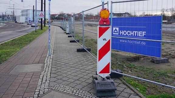 Baustelle am Heumarkt