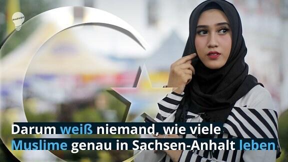 Darum weiß niemand, wie viele Muslime genau in Sachsen-Anhalt leben