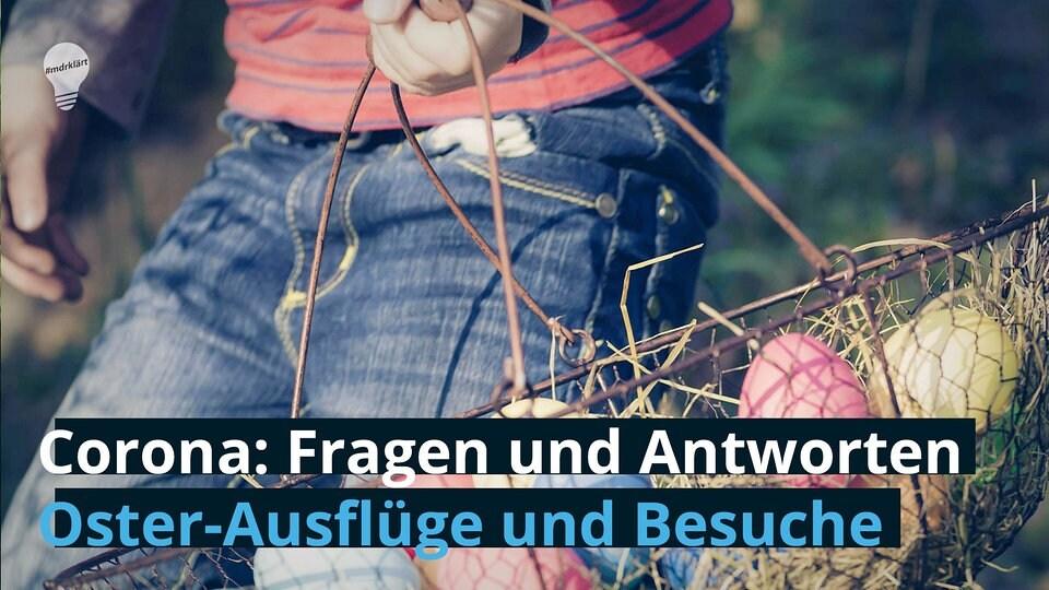 Was man in Sachsen-Anhalt trotz Corona zu Ostern machen