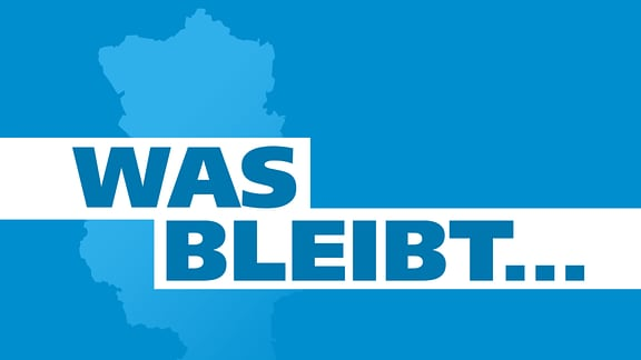 """Logo von """"Was bleibt"""""""