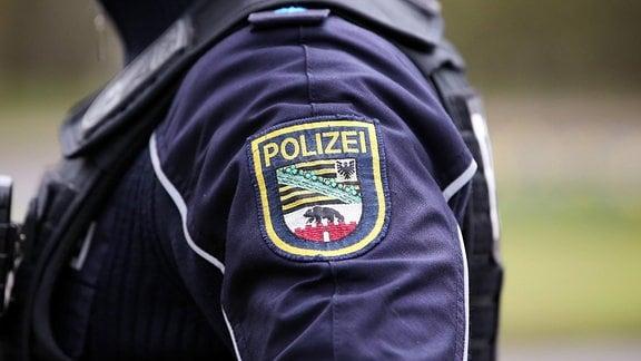 Logo der Polizei Sachsen Anhalt