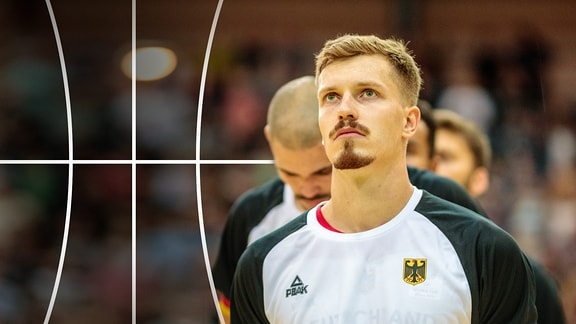 Der Basketballer Andreas Obst