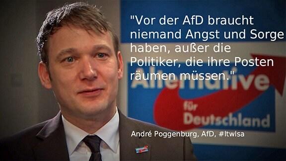 Zitat André Poggenburg
