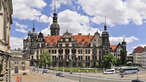 Residenzschloss Sachsen