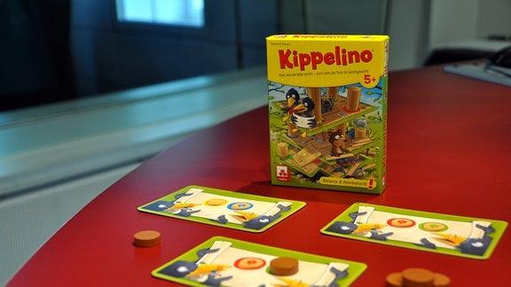 Spieletest Kippelino