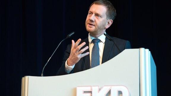 Michael Kretschmer, CDU