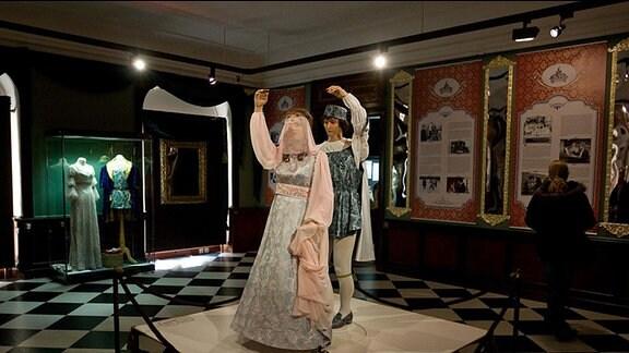 Aschenbrödel-Ausstellung im Schloss Moritzburg