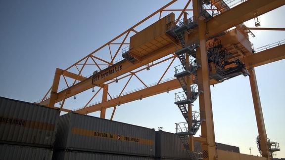 BASF-Werke in Schwarzheide