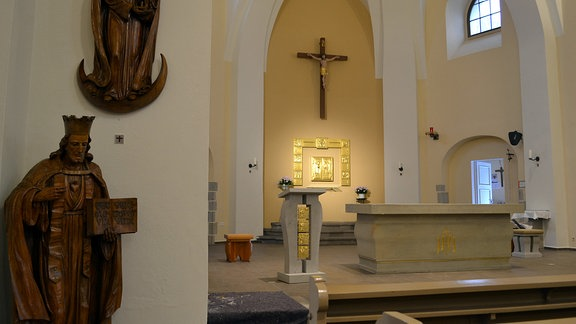 Kirche in Ralbitz