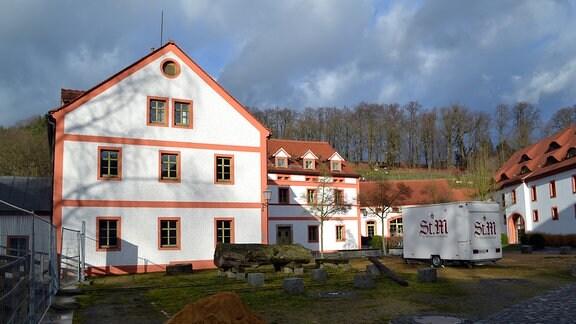 Internationales Begegnungszentrum St. Marienthal in Ostritz
