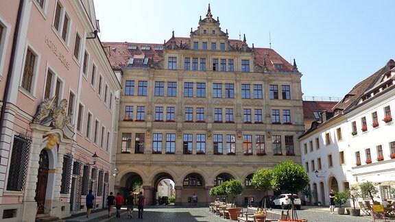 Buchpräsentation Das Wunder der Görlitzer Altstadtmillion