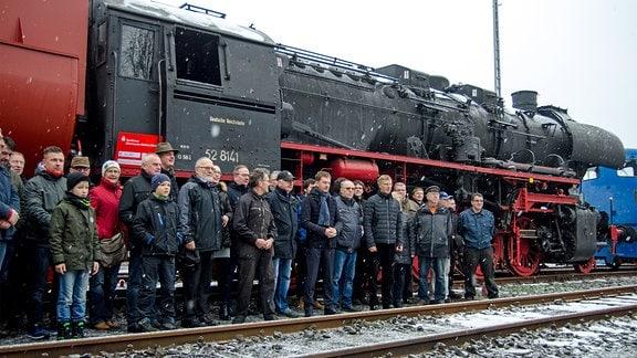 Ostsächsischen Eisenbahnfreunde Löbau