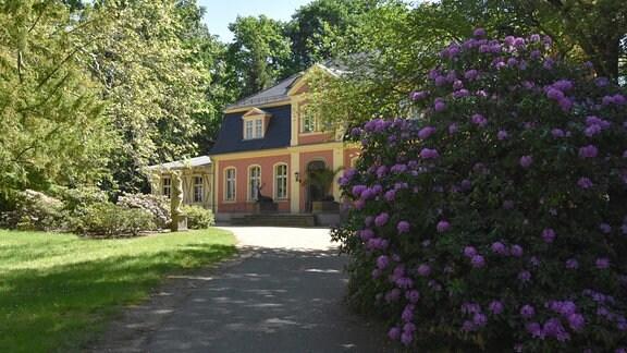 Altes Schloss im Kromlauer Park