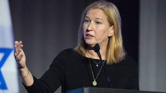 Tzipi Livni,  2018 in Washington