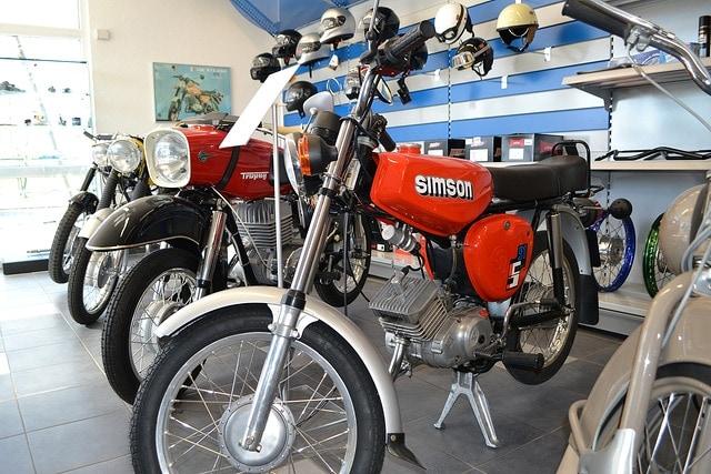 Neue Teile Für Alte Mopeds Mdrde