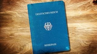 Reichsbürger-Pass, Symbolfoto