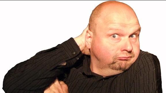 Peter Flache, Kabarettist