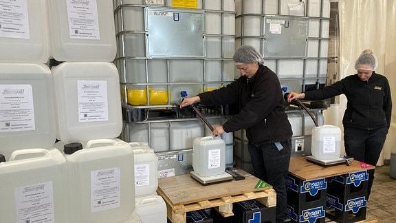 Lautergold Produktion Corona