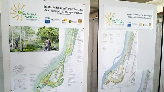 LAGA Frankenberg Spatenstich