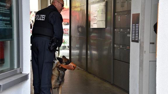 besetzung CDU Büro Chemnitz