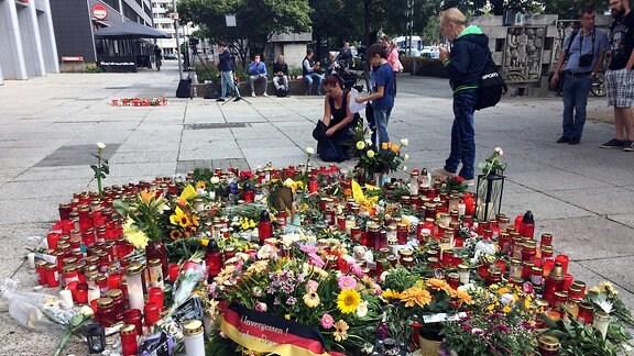 Tatort Messerattacke Chemnitz