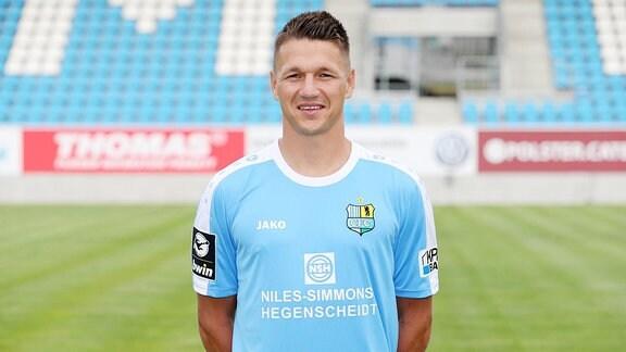 Daniel Frahn; Chemnitzer FC