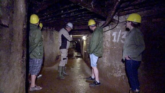 Freiberg sucht Bergwerksführer