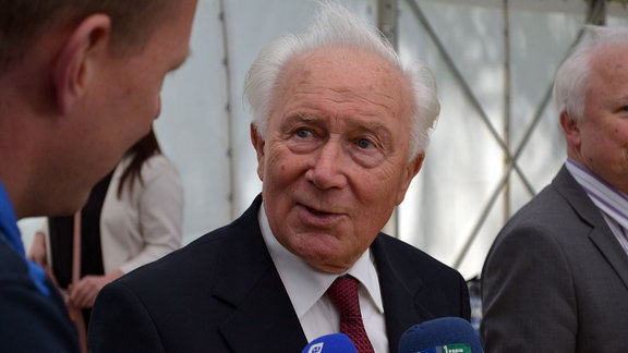 Sigmund Jähn im Interview