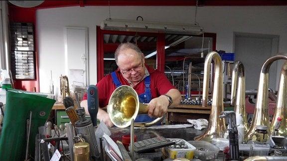Metallblasinstrumentenbau Jürgen Voigt Markneukirchen