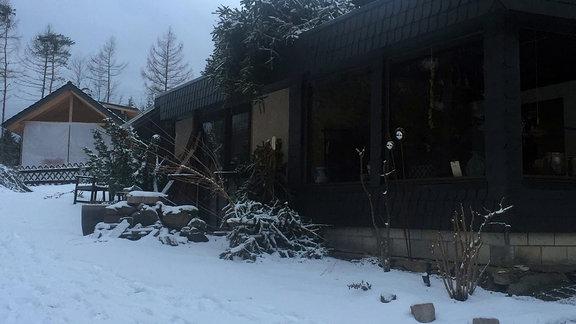Sturmschaden Vogtland