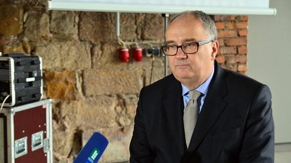 Christian Striefler, Geschäftsführer der Staatlichen Schlösser, Burgen und Gärten gGmbH