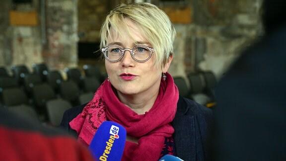 Heike Mann, Leiterin der AWO-Fachstelle zur Prävention sexualisierter Gewalt -Shukura-