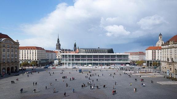 Neuer Kulturpalast Dresden