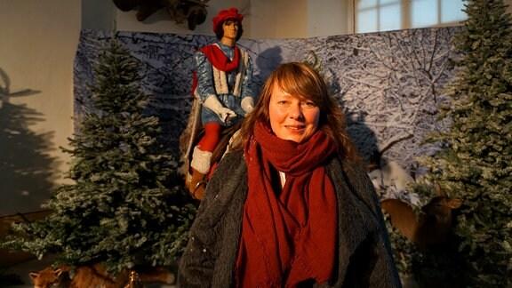 Neue Chefin vom Schloss Moritzburg, Dominique Fliegler