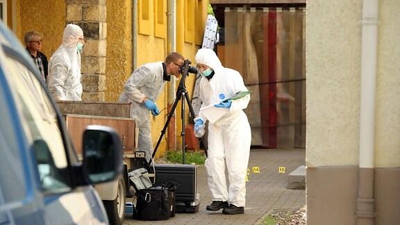 Zwei Kinder in Dresden getötet