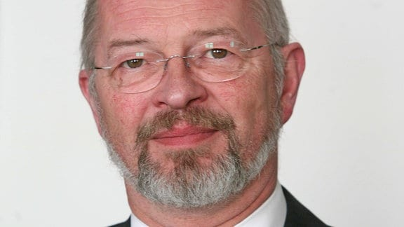 Dr. Volkmar Kunze, Oberbürgermeister Stadt Zeitz