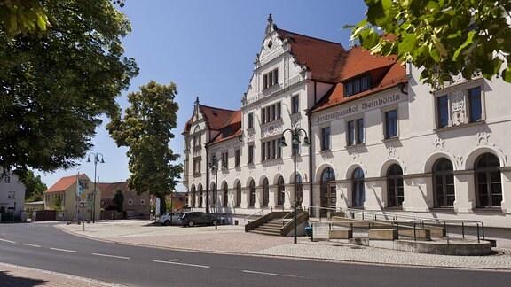 Weinböhla, Zentralgasthof am Kirchplatz, 2011