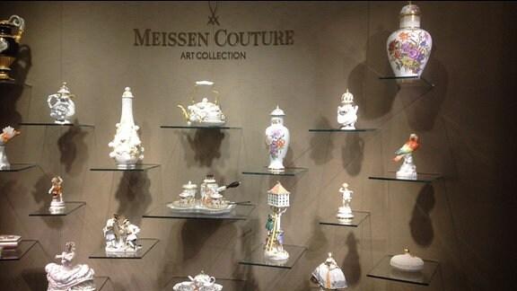 """""""Meissen Couture"""" eröffnet Nobelshop in Peking."""