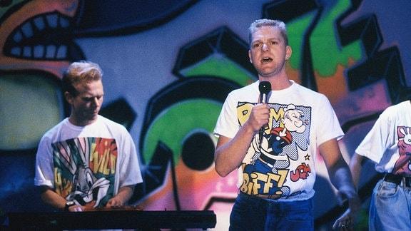 Vince Clarke und Andy Bell