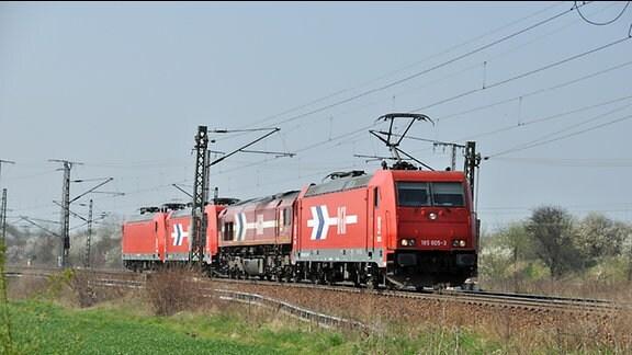 Fernbahn Zugspotter